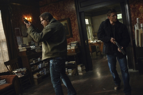 SUPERNATURAL: 4.02 – Are You There God? It's Me, Dean Winchester Recap    Smaller on the Outside