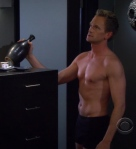 Neil Patrick Harris in How I Met Your Mother Episode 8.19