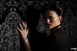 Sherlock s2 Lara Pulver as Irene Adler 001_FULL