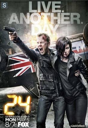 24 Live Another Day - New Key Art Poster_FULL
