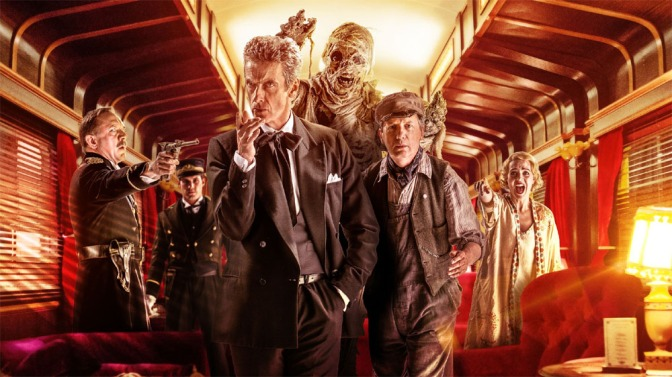 Smaller on the Outside   S05E08: Mummy on the Orient Express