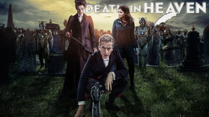 Smaller on the Outside   S05E12: Death in Heaven