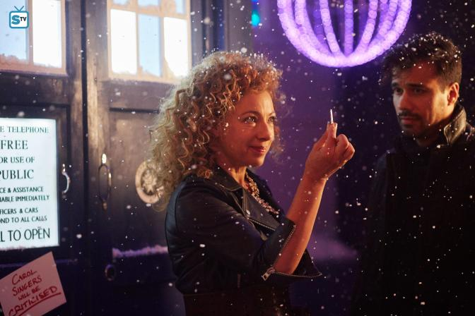 #SOTOSunday – The Husbands of River Song